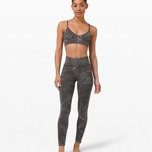Lululemon Ebb To Street Tight Gray